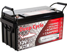 Аккумулятор Marine Deep Cycle AGM 12V 80Ah