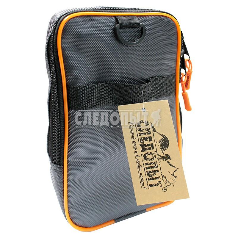 1c8039a313c9 Сумка рыболовная Следопыт Module Bag 25, 25х15х5 см, цв. серый ...